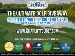 Ultimate Golf Giveaway at CharlotteGolf.com